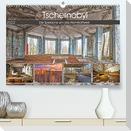 Tschernobyl - Die Sperrzone um das AtomkraftwerkCH-Version  (Premium, hochwertiger DIN A2 Wandkalender 2022, Kunstdruck in Hochglanz)