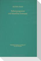 Reformprogramm und bäuerliche Interessen