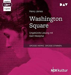 Henry James / Alfred Kuoni / Gert Westphal. Washin