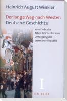Der lange Weg nach Westen 01