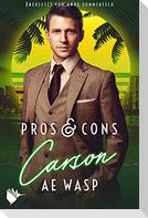 Pros & Cons: Carson
