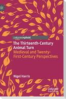 The Thirteenth-Century Animal Turn