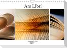 Ars Libri - Kunstwerk Buch (Wandkalender 2022 DIN A4 quer)