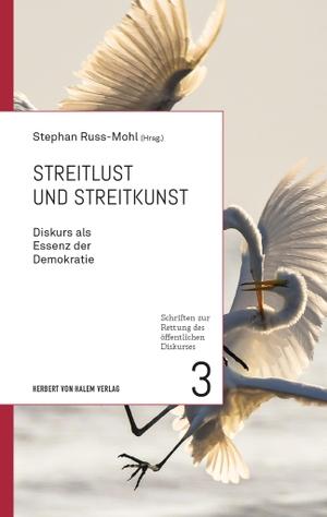 Russ-Mohl, Stephan (Hrsg.). Streitlust und Streitk