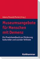Museumsangebote für Menschen mit Demenz