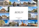 Berlin Stadtspaziergang (Wandkalender 2022 DIN A4 quer)