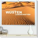 Wüstenlandschaften (Premium, hochwertiger DIN A2 Wandkalender 2022, Kunstdruck in Hochglanz)