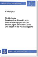Die Rolle der Friedenslinie (Rhee Line) im Normalisierungsprozess der Beziehungen zwischen Korea und Japan in der Nachkriegsära
