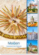 Meißen - bezauberndes Reiseziel (Wandkalender 2022 DIN A3 hoch)
