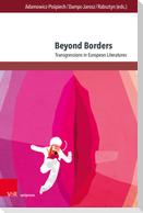 Beyond Borders - Jenseits der Grenzen - Au-Delà des Frontières