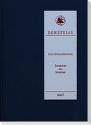 Terrakotten aus Demetrias