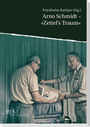 """Arno Schmidt - """"Zettel's Traum"""""""