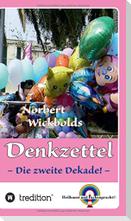 Norbert Wickbolds Denkzettel 2
