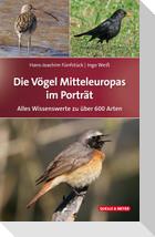 Die Vögel Mitteleuropas im Porträt