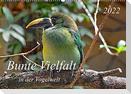 Bunte Vielfalt in der Vogelwelt (Wandkalender 2022 DIN A2 quer)