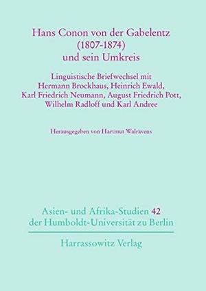 Walravens, Hartmut (Hrsg.). Hans Conon von der Gab