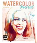 Watercolor Porträt