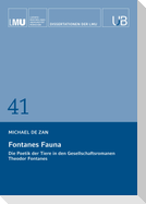 Fontanes Fauna
