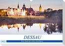 DESSAU - Eine Stadt mit vielen Gesichtern (Wandkalender 2022 DIN A3 quer)