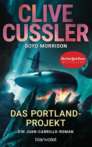Cussler, Clive / Boyd Morrison. Das Portland-Proje