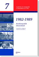 Bundesrepublik 1982 - 1989