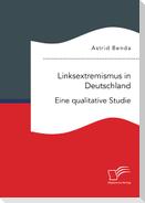 Linksextremismus in Deutschland. Eine qualitative Studie