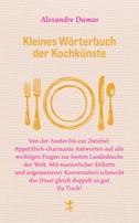 Kleines Wörterbuch der Kochkünste