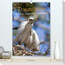 Traumflieger - Afrikas magische Vogelwelt (Premium, hochwertiger DIN A2 Wandkalender 2022, Kunstdruck in Hochglanz)