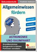 Allgemeinwissen fördern Astronomie & Raumfahrt