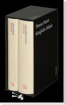 Königliche Hoheit. Große kommentierte Frankfurter Ausgabe. 2 Bände