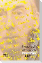 Hugo Ball Almanach. Neue Folge 12