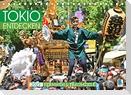 Fernweh und Traumziele: Tokio entdecken (Tischkalender 2022 DIN A5 quer)
