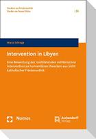 Intervention in Libyen