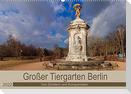 Großer Tiergarten Berlin - Von Dichtern und Komponisten (Wandkalender 2022 DIN A2 quer)