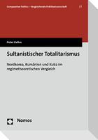 Sultanistischer Totalitarismus