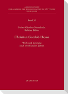 Christian Gottlob Heyne