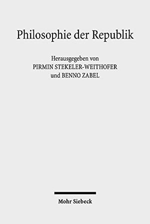 Pirmin Stekeler-Weithofer / Benno Zabel. Philosoph