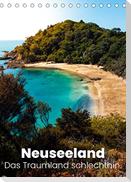 Neuseeland - Das Traumland schlechthin. (Tischkalender 2022 DIN A5 hoch)