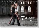 Tango - sinnlich und melancholisch (Tischkalender 2022 DIN A5 quer)