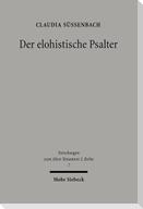 Der elohistische Psalter