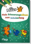 Die Maus - Mein Erinnerungsalbum zum Schulanfang