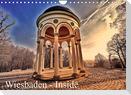 Wiesbaden - Inside (Wandkalender 2022 DIN A4 quer)