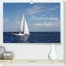 Detailbetrachtung eines Seglers (Premium, hochwertiger DIN A2 Wandkalender 2022, Kunstdruck in Hochglanz)