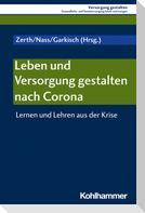 Leben und Versorgung gestalten nach Corona