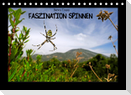 Faszination Spinnen (Tischkalender 2022 DIN A5 quer)