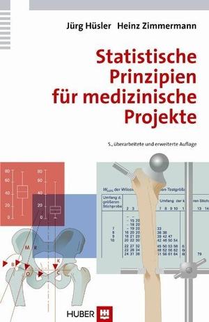 Jürg Hüsler / Heinz Zimmermann. Statistische Prinzipien für medizinische Projekte. Hogrefe AG, 2010.