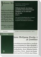 Wilhelm Emrich. Zur Lebensgeschichte eines Geisteswissenschaftlers vor, in und nach der NS-Zeit. Band 1