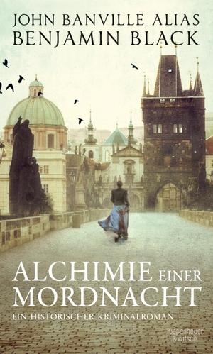 Benjamin Black / Elke Link. Alchimie einer Mordnacht - Ein historischer Kriminalroman. Kiepenheuer & Witsch, 2018.