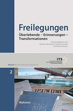 Boeling, Rebecca / Susanne Urban et al (Hrsg.). Ja