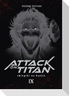 Attack on Titan Deluxe 9